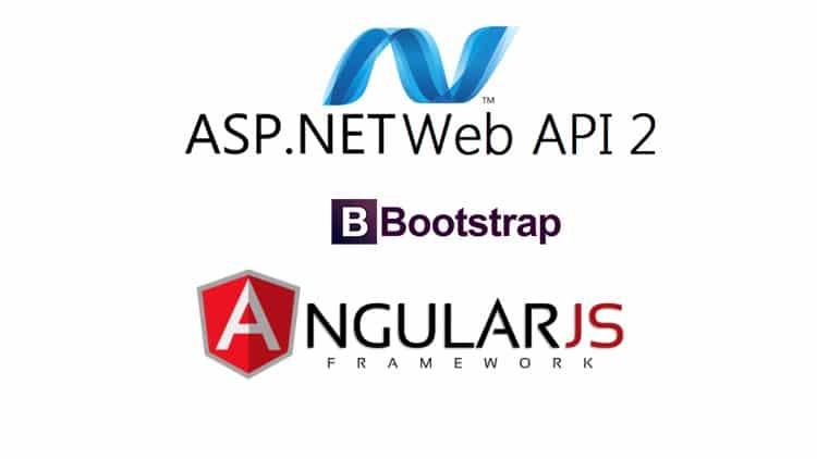 asp.net web api and angularjs development to deployment