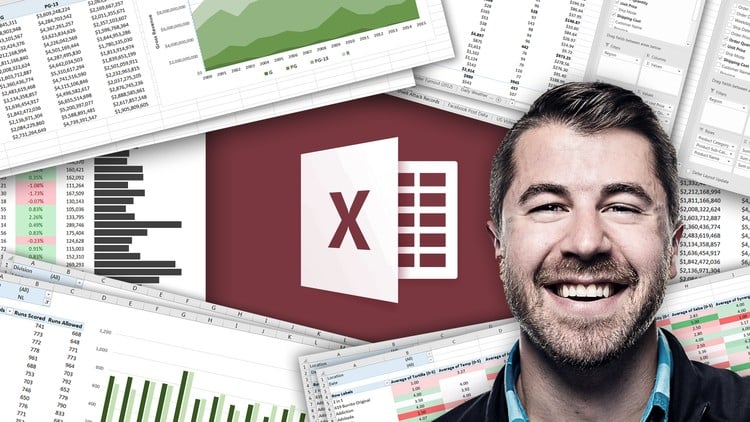 Microsoft Excel - Data Analysis with Excel Pivot Tables