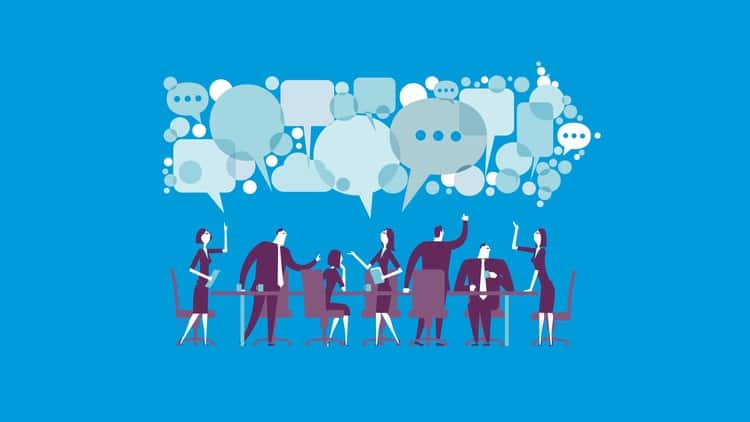 Communication skills, cooperation and conflict management