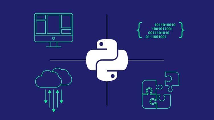 Complete Python Web Course: Build 8 Python Web Apps