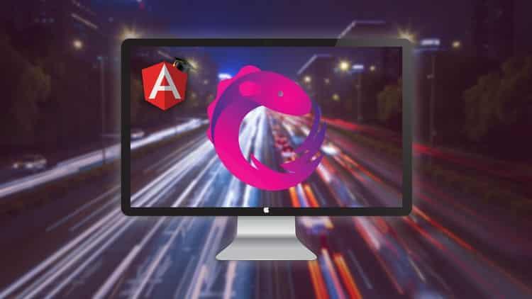 Angular 4 RxJs Reactive Programming & FREE Ebook