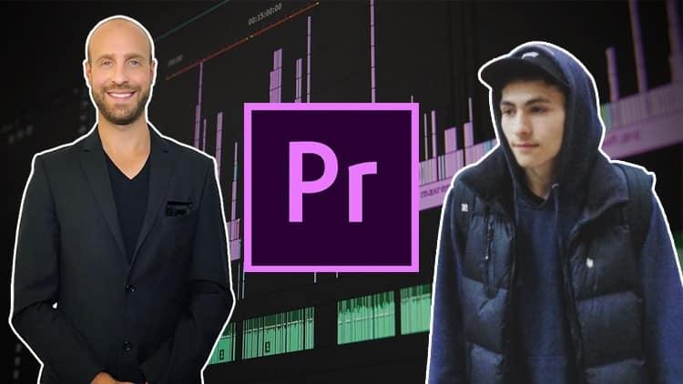 The Complete Adobe Premiere Pro CC Master Class Course