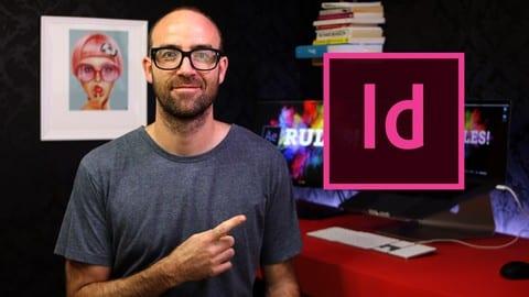 Adobe InDesign CC – Essentials Training Course