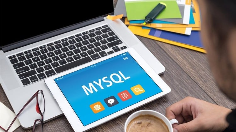 SQL  My SQL Masterclass: Learn My SQL & Database Management