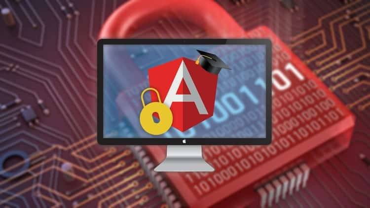 Angular 7 Security Masterclass (With FREE E-Book)