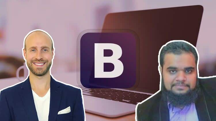 The Complete Bootstrap Masterclass Course - Build 4 Projects