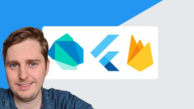 The Complete Flutter And Firebase Developer Course