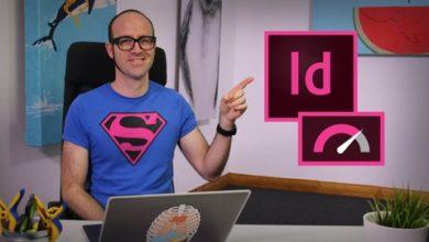 Adobe InDesign CC - Advanced Training Course