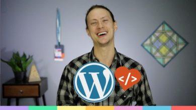 Complete WordPress Theme & Plugin Development Course [2021]