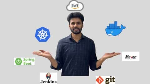 Devops Tools and AWS for Java Microservice Developers