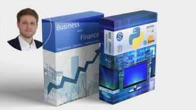 Complete 2-in-1 Python for Business and Finance Bootcamp
