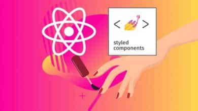 React styled components v5 (2021 edition)