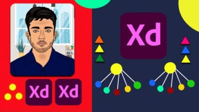 AdobeXD MasterClass-Become a Professional UI/UX Designer